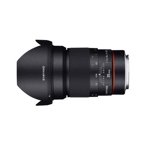 Samyang 35mm F1 4 As Umc For Nikon by Samyang Ae 35mm F1 4 As Umc Nikon