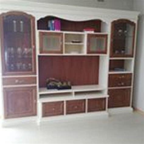 parete attrezzata soggiorno classica parete attrezzata classica bicolore soggiorni a prezzi
