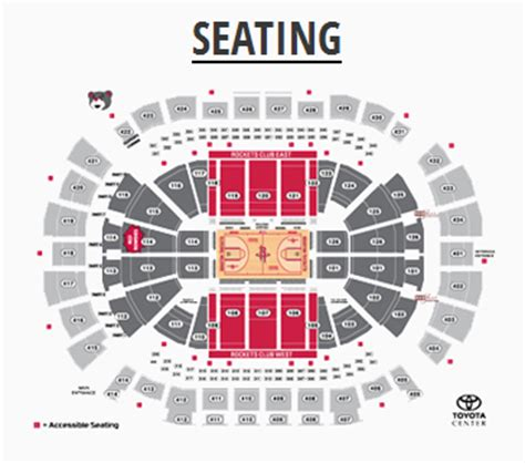 toyota center 3d seating chart season ticket member recognition