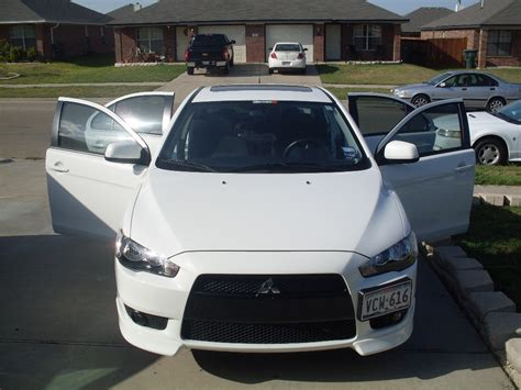 white mitsubishi lancer mitsubishi lancer price modifications pictures moibibiki