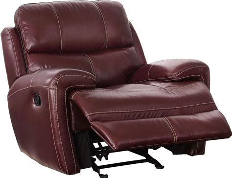 boulevard burgundy power glider recliner l2233 13p brg