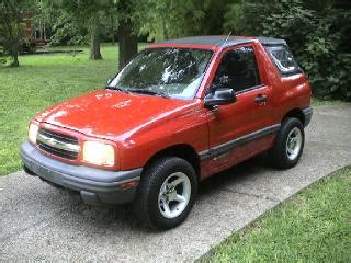 chevy tracker 1995 1997 chevrolet geo tracker lsi top autos post