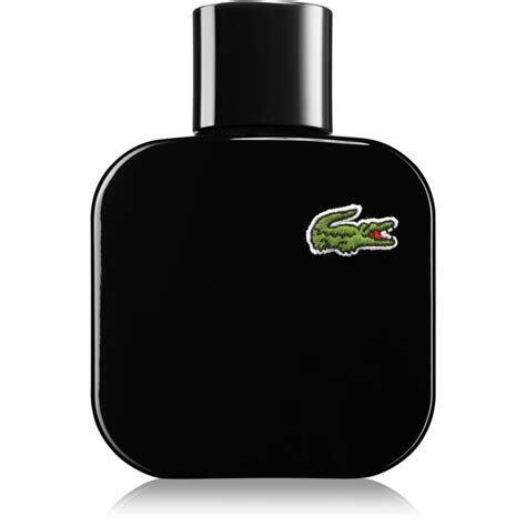 Lacoste L 12 12 Noir For lacoste eau de lacoste l 12 12 noir eau de