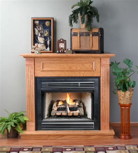 Vanguard Fireplace Parts by Vanguard Vantage Hearth Gas Fireplace Gas Logs Wood