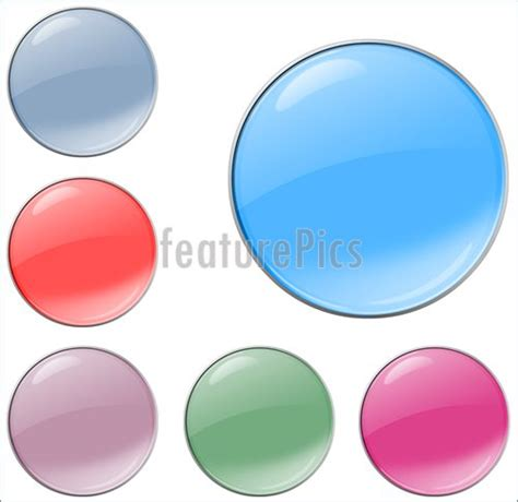 clipart aqua button illustration of aqua buttons
