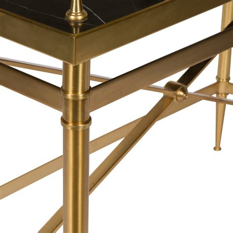 Glass Vanity Table Brass And Glass Vanity Table At 1stdibs