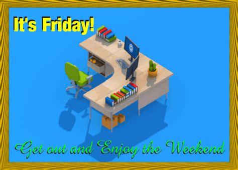 Its Friday Ecard