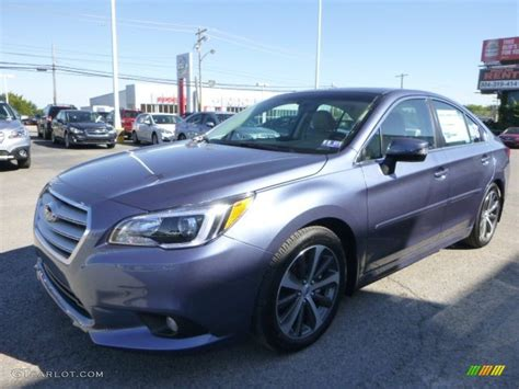 2016 Twilight Blue Metallic Subaru Legacy 2 5i Limited