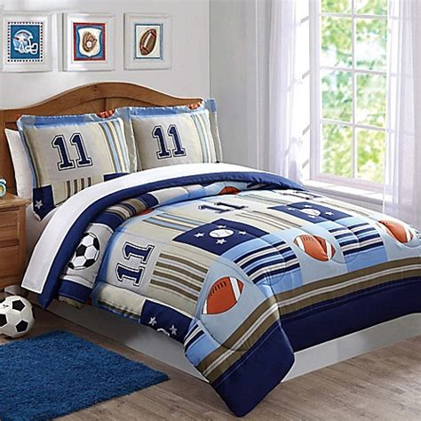 comforter sets for softball hart sports comforter set bed bath beyond