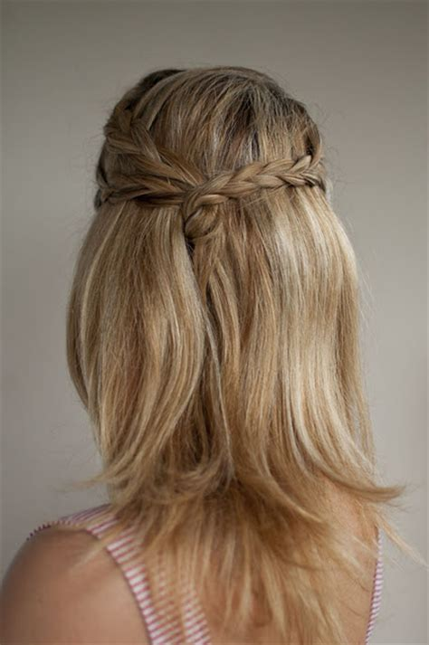 easy plaits to do yourself five easy wedding hairstyles you can do yourself hair