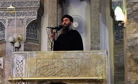abu bakr al baghdadi baghdadi announces arrival of al sham battalion to raise