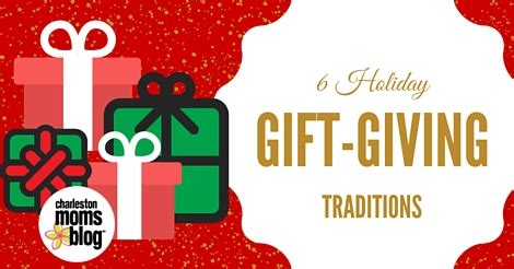 six holiday gift giving traditions