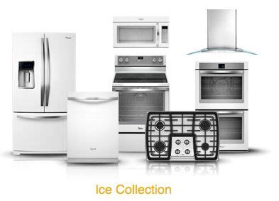 white ice kitchen appliances 25 best ideas about white appliances on pinterest white