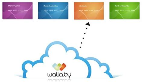 Register My Mastercard Gift Card - wallaby rolls all your credit cards into one physical card geeky gadgets