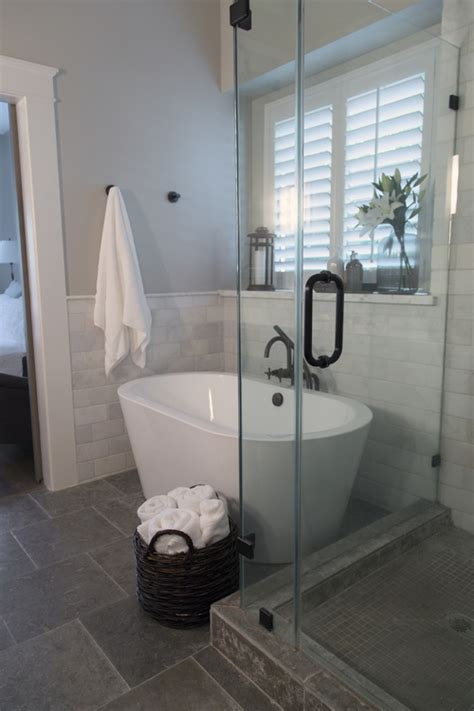 pictures of small master bathrooms how to make a small master bath spa like modernize