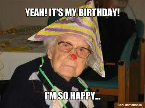 Meme For Grandmother - happy birthday grandma by bartloomanneke on deviantart