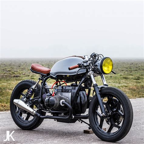 bmw motorcycle cafe racer bmw r80 cafe racer by ironwood custom motorcycles bikebound