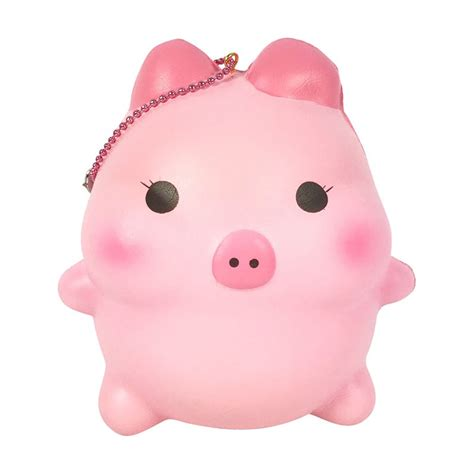 Squishy Jumbo Limited marshmellii piggy jumbo squishy kawaii panda cuter