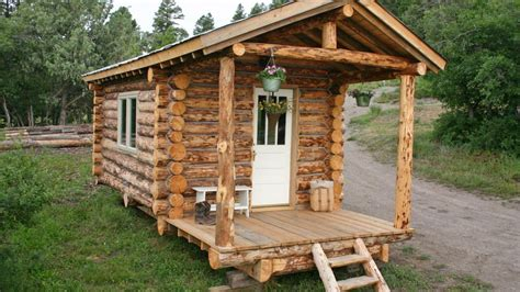 10 diy log cabins build for a rustic lifestyle by