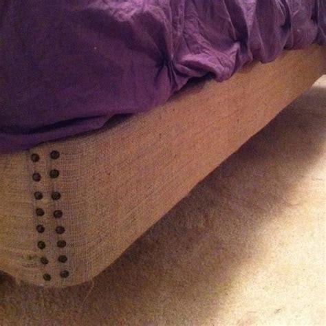 alternative ideas for bed skirts bed skirt alternative trusper