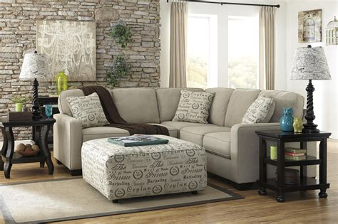 alenya sofa and loveseat signature design by ashley alenya quartz stationary