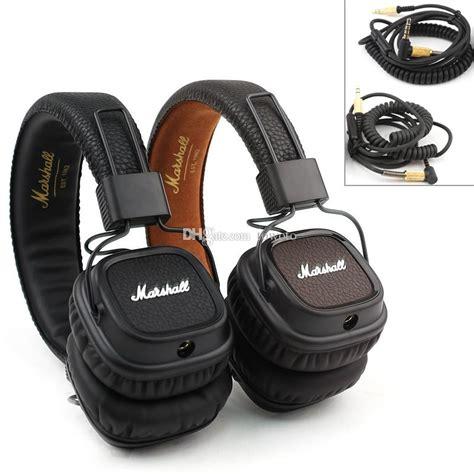 Marshall Major Mk Ii Accs 00175 Black marshall major mk ii 2 black brown headphones new