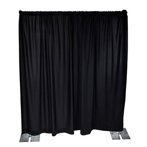 drape rental 10 black drape american party rentals