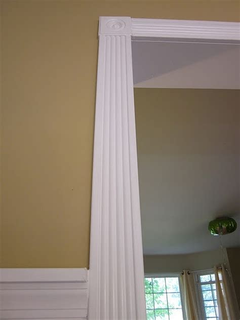 interior door trim molding for 8 foot ceilings 25 best ideas about molding around windows on pinterest