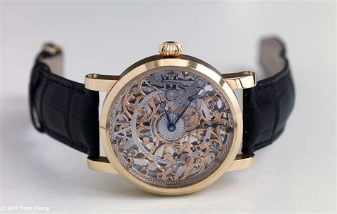 Handcrafted Watches - ap limited editions