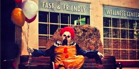 7 Must Stalk Posts by Creepy Clowns Stalk California Town Post Photos To