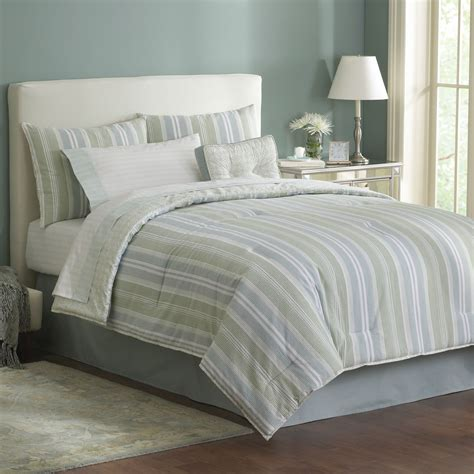 seersucker comforter jaclyn smith seersucker comforter set