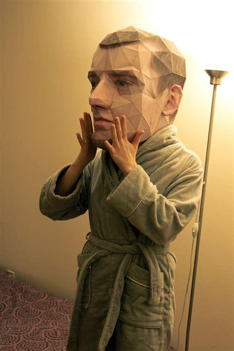 Papercraft Costume - big mode papercraft costume