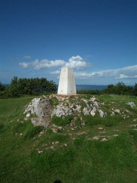 bryn euryn  walk   view rhos  sea
