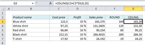 Ceiling Function Calculator by 100 Ceiling Function Excel Vba Solidworks Design