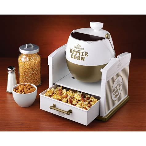 corn maker kettle corn maker