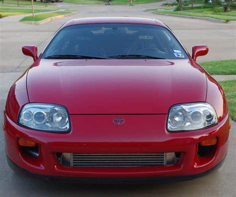 Toyota Ets Ets Toyota Supra Mk4 Intercooler Upgrade 1993 1998