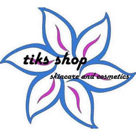 tiks shop skincare and cosmetics home