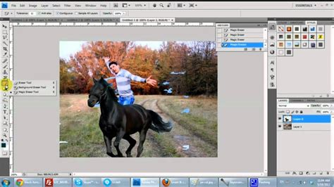 how to reactivate photoshop cs4 if the license is expired add objects on a photo using adobe photoshop cs4 cs3 youtube