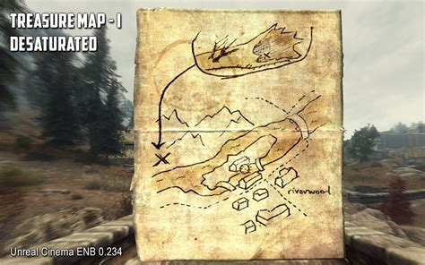 treasure maps of skyrim at skyrim nexus mods and community