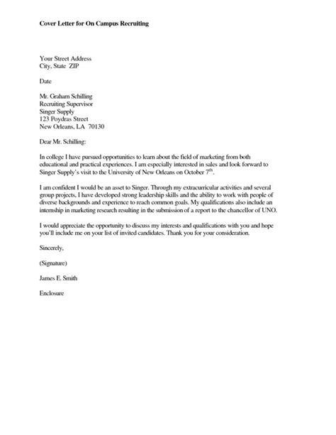 cover letter for a recruiter position recruiter cover letter resume badak