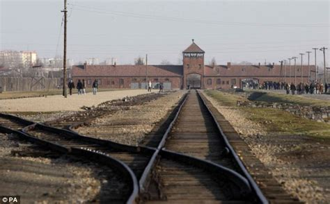 auschwitz and after three men suspected of being former auschwitz guards are arrested in germany daily mail online