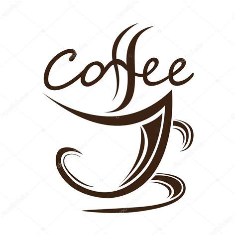 clipart caffè tazzina caff 232 stilizzata