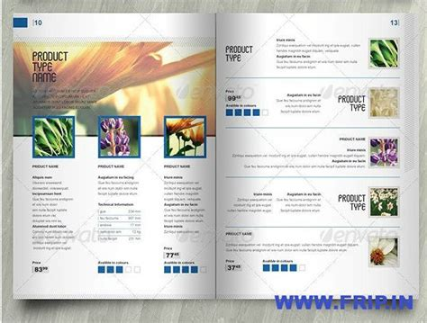 50 best premium catalog print templates for 2013 frip in