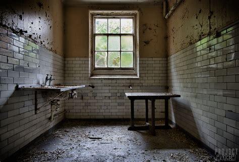 Asylum Room proj3ctm4yh3m exploration urbex severalls mental