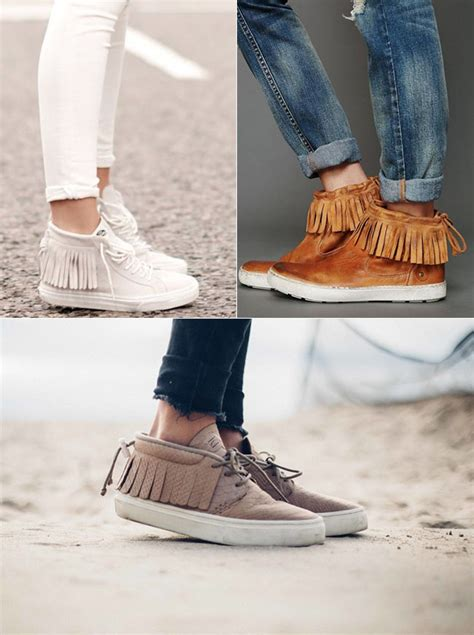fringe sneakers fringe sneakers are on the rise for ss 16
