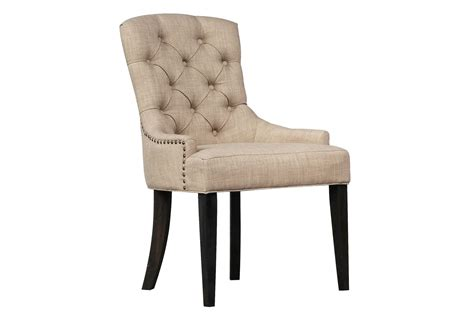 Upholstered Side Chairs by Jefferson Upholstered Side Chair Living Spaces