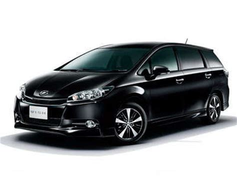 toyota wish for sale price list in the philippines