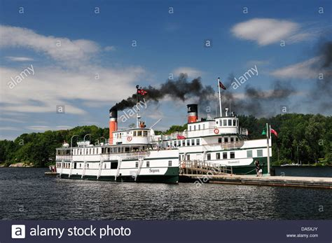 steamboat lake district lake muskoka lake district ontario steamboat boat