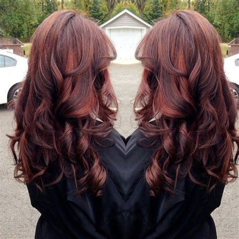 mahogany brown hair but want highlights what will it look like mahogany hair color nail art styling