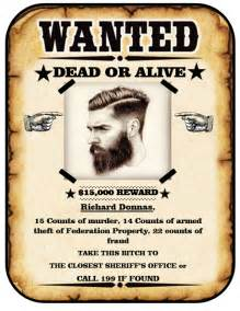 free wanted poster template printable 13 free wanted poster templates printable docs